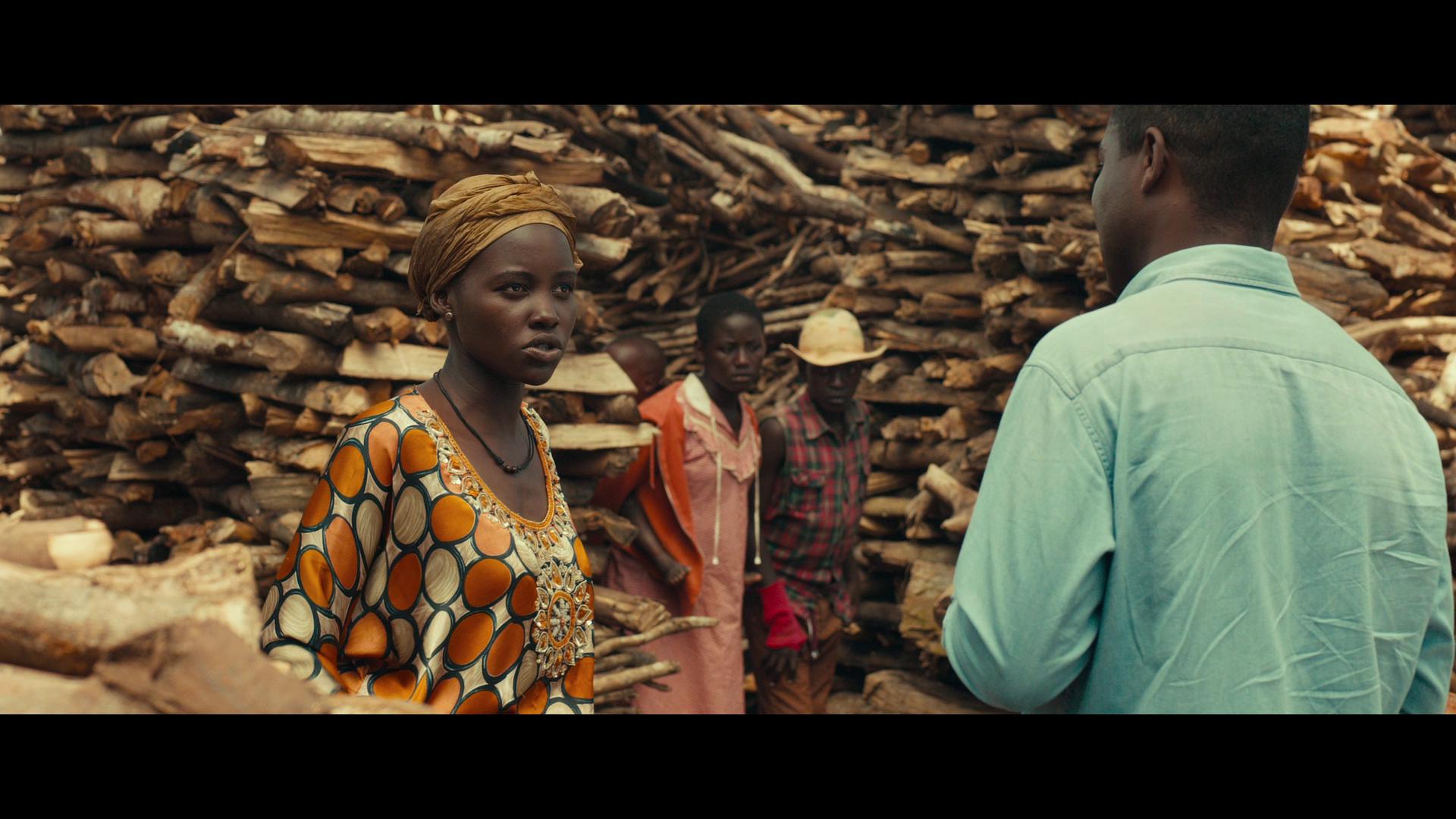 La reina de Katwe (2016) 1080p Remux Latino