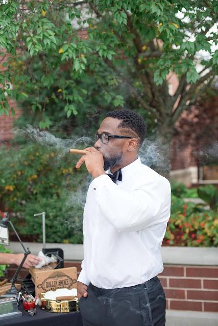 St. Louis Cigar Rolling Wedding