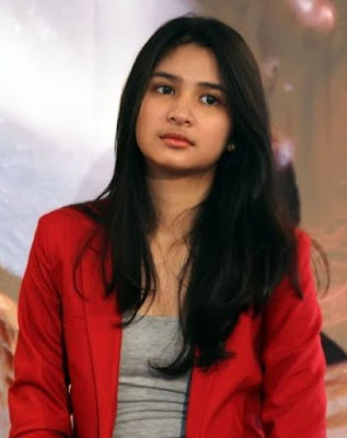 Biodata Mikha Tambayong sebagai Kesha