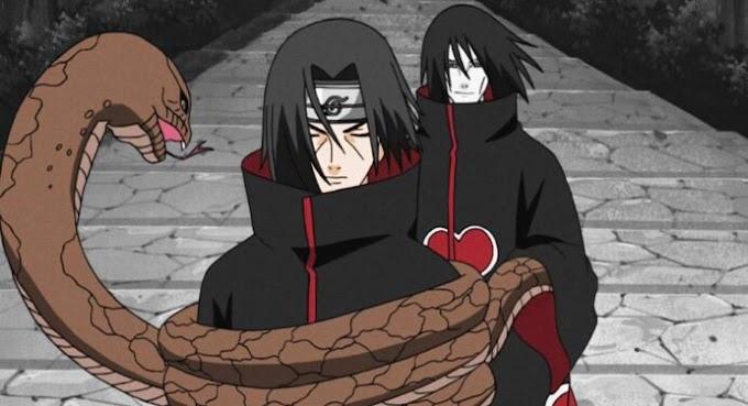 Afinal, quais membros da Akatsuki que Orochimaru conseguiria derrotar em Naruto Shippuden?
