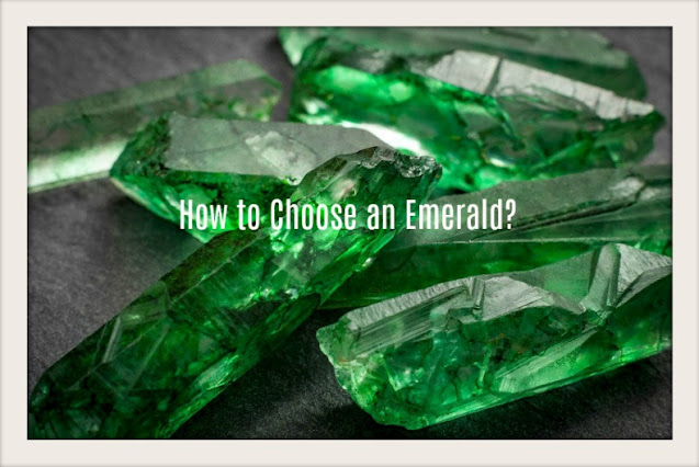 How to Choose an Emerald? - GetNameNecklace
