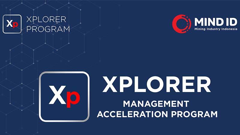 MIND ID XPLORER: Program Management Acceleration Program