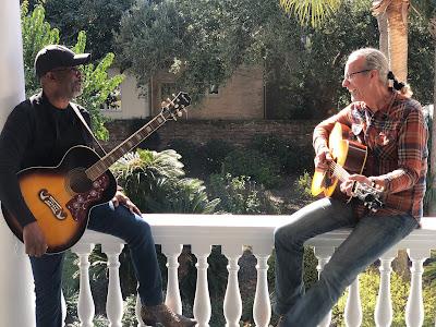 Darius Rucker and Kyle Petty