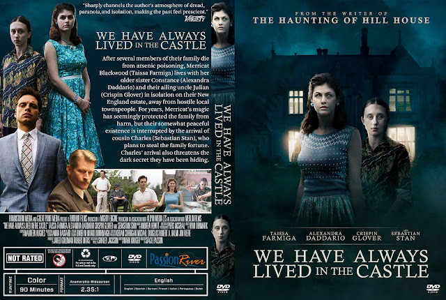 We Have Always Lived in the Castle DVD Cover