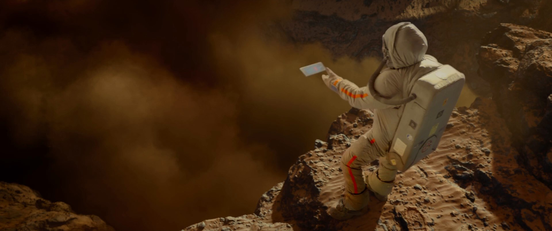 Rescate en Marte (2017) 1080p WEB-DL
