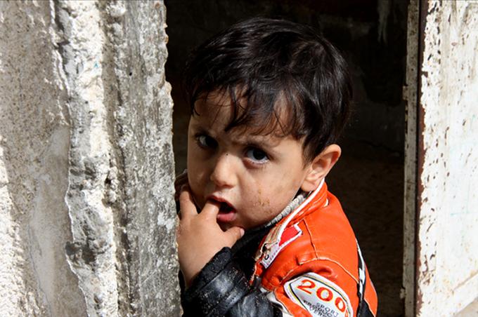 ألبومات صور منوعة: البوم صور اطفال فقراء