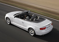2013 Audi A5 Cabriolet ReStyled typ 8F7