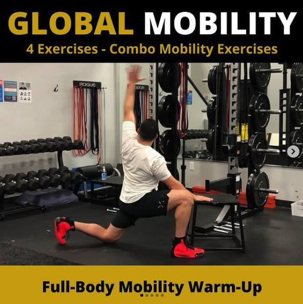 Photo of Top 4 Fridays! 4 global mobility exercises | Modern Manual Therapy Blog