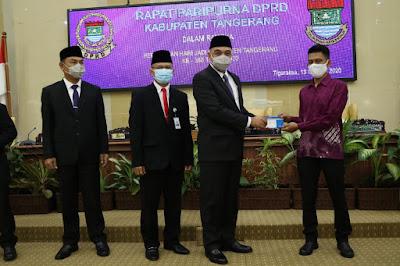 Sejarah Baru Semangat Baru Jadi Tema dalam Peringataan Hari Jadi Kabupaten Tangerang Ke-388