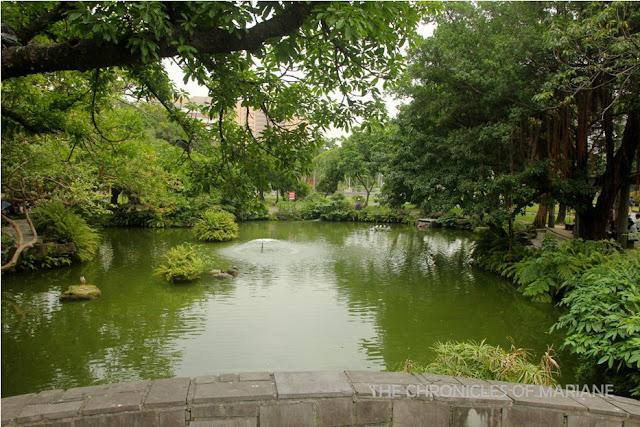 228 Peace Park taipei