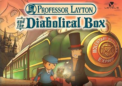 Professor Layton Diabolical Box iOS/Android