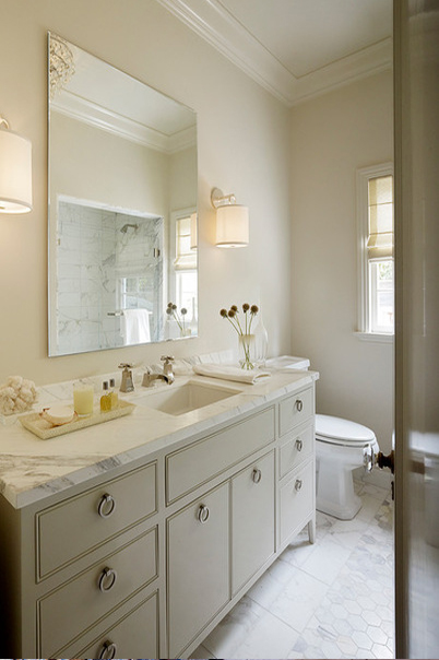Simplifying Remodeling Vanity Hardware That Adds A
