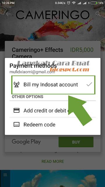 cara membeli aplikasi berbayar di play store