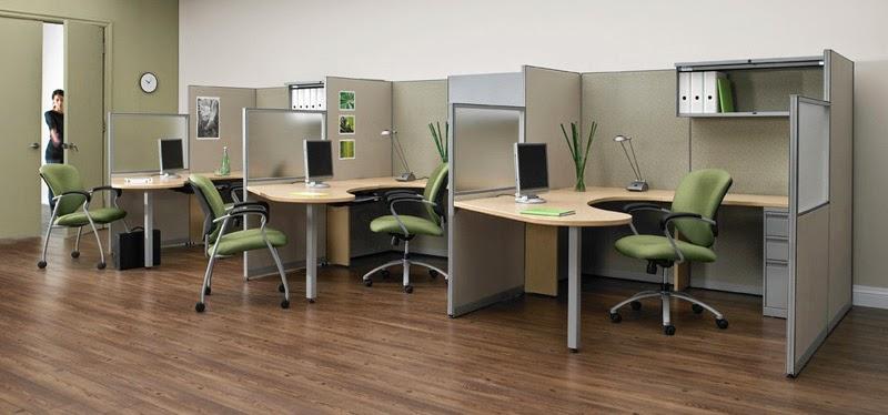 Global Industries Office Interior
