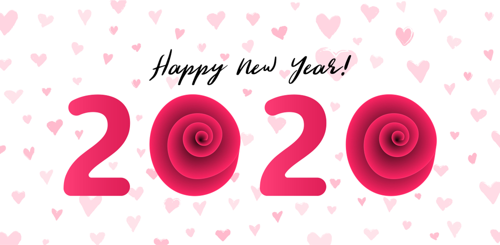 Happy New Year Images, Wallpapers for Amazing 2020 - POETRY CLUB