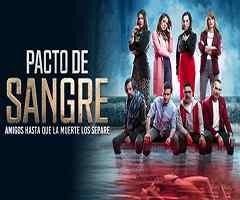 capítulo 26 - telenovela - pacto de sangre  - canal 13