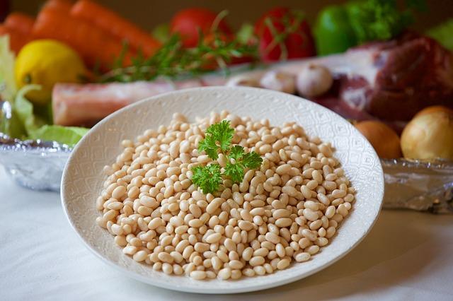 the white bean