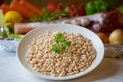 How to preparing the white beans for vegan ?