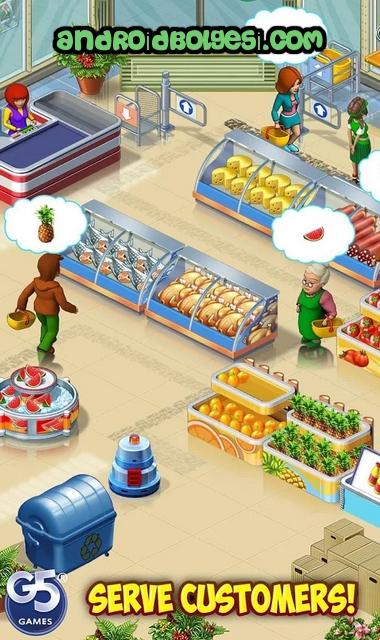 Supermarket Mania Journey Mod apk