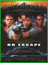 No Escape (Escape de Absolom) (1994) | 3gp/Mp4/DVDRip Latino HD Mega