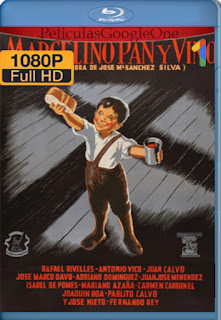 Marcelino pan y vino (1955) [1080p BRrip] [Castellano-Italiano] [LaPipiotaHD]