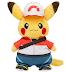 Pikachu's Closet: Let's Go