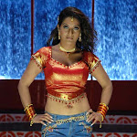 Ruthika Hot Navel Show Stills