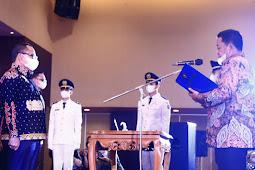 Agus Fatoni Ucapkan Selamat Atas Dilantiknya Sulpakar sebagai Ketua DPP IKAPTK Lampung