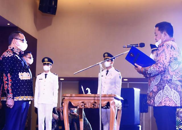 Agus Fatoni Ucapkan Selamat Atas Dilantiknya Sulpakar sebagai Ketua DPP IKAPTK Lampung.lelemuku.com.jpg