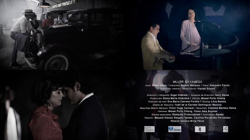 Beatriz Márquez - ¨Mujer Bayamesa¨ - Videoclip - Director: Ángel Alderete. portal Del Vídeo Clip Cubano. Música cubana. CUBA.