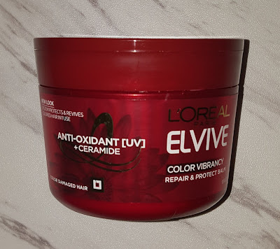 L'Oreal Elvive Color Vibrancy Repair & Protect Balm