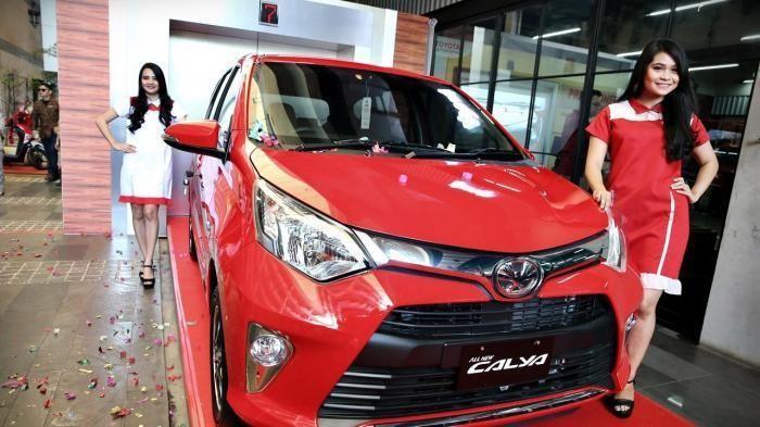 Pesan Sekarang Toyota Calya Tangerang
