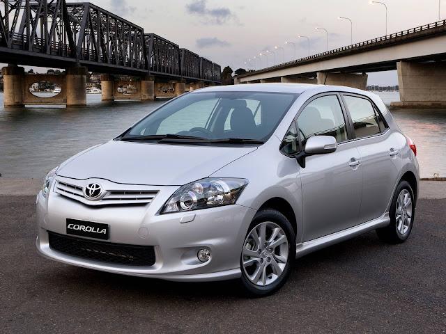 Toyota Corolla 2009 - recall