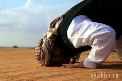 doa sujud sahwi ketika lalai sholat