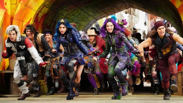 #Descendants 3