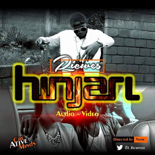 Video + Audio: Ricwes - Hinjari |@ricwesss
