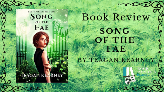 Book Review: Song of Fae by Teagan Kearney