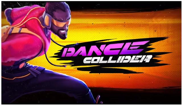 Captured on Dance Collider