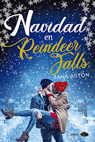 Navidad en Reindeer Falls   Jana Aston