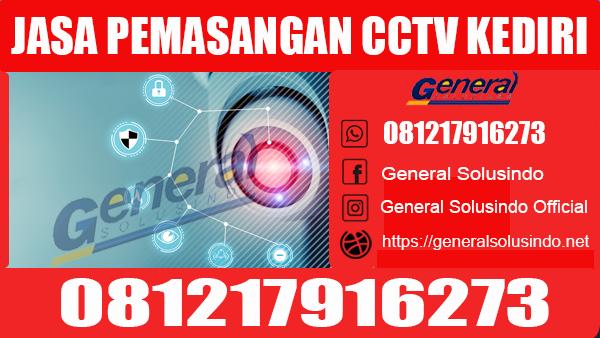 Jasa Pemasangan CCTV Semen Kediri Murah Terpercaya