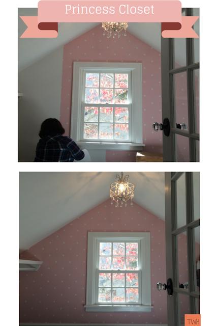 Project: Closet,tnwallpaperhanger