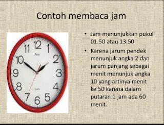 Penjelasan Tentang Contoh kalimat Bahasa Inggris Penyebutan Jam Lengkap