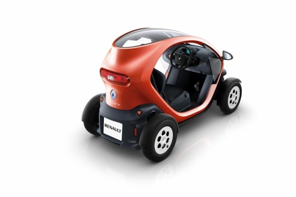 renault twizy in india