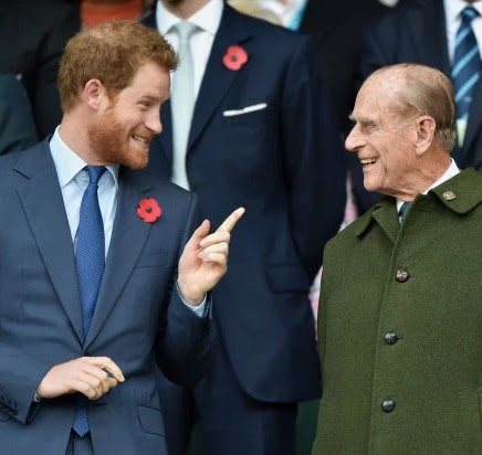 Prince Philip reportedly 'advised Prince Harry not to wed Meghan Markle as one doesn't marry actresses'