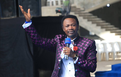 Popular Abuja Prophet Iginla Breaks Up With Wife, Cites Reason