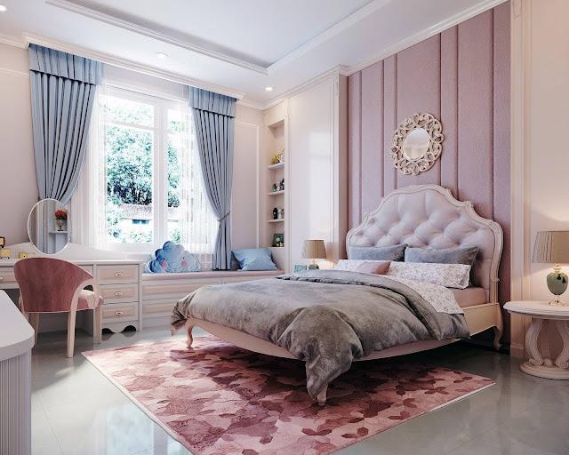 phòng ngủ master là gì