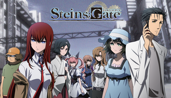 Download Anime Steins;Gate Subtitle Indonesia BD