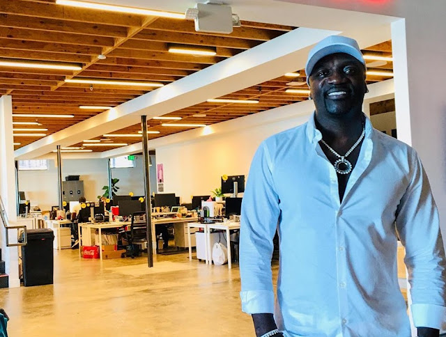 Akon Reveals He Has Started Building His Own City In Senegal