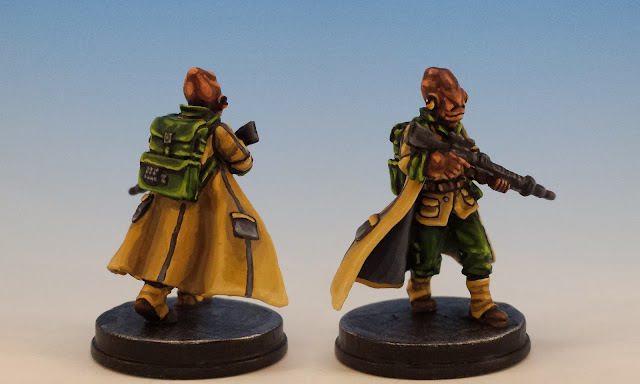 Loku Kanoloa, FFG Imperial Assault (2015, sculpted by B. Maillet)