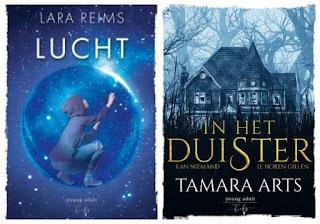 Lucht van Lara Reims en In het duister door Tamara Arts